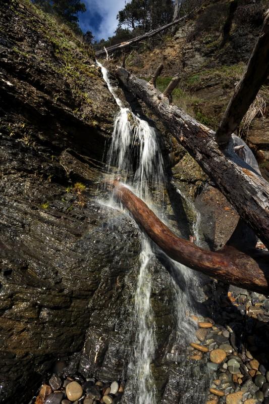 Phillips Gulch Falls. (Chris Hardy)
