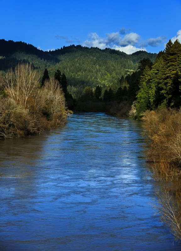 The Russian River. (Chris Hardy)