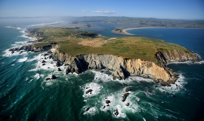 The Bodega Head in Bodega Bay. (Kent Porter)