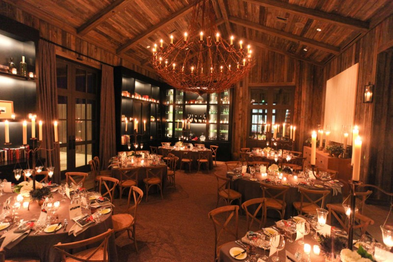 Party at Ram's Gate Winery in Sonoma, California