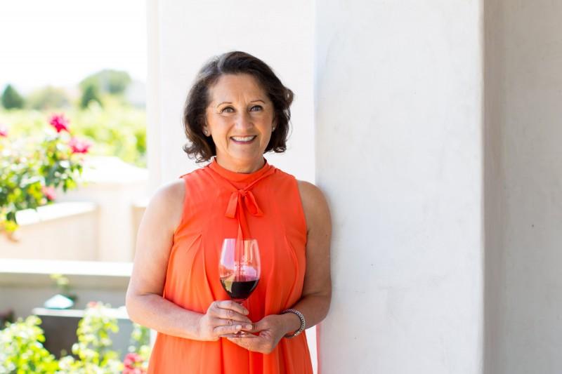 Amelia Morán Ceja of Ceja Vineyards (Photo: of Sarah Deragon Photography)