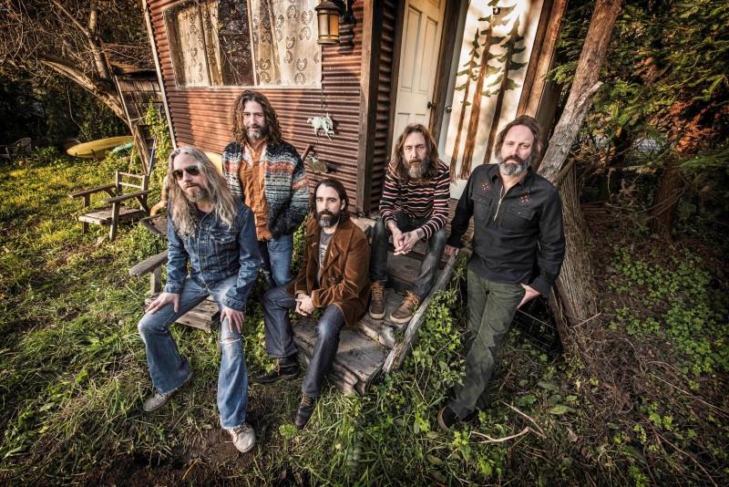 Chris Robinson Brotherhood will headline the 2017 Petaluma Music Festival (Photo: Jay Blakesberg)