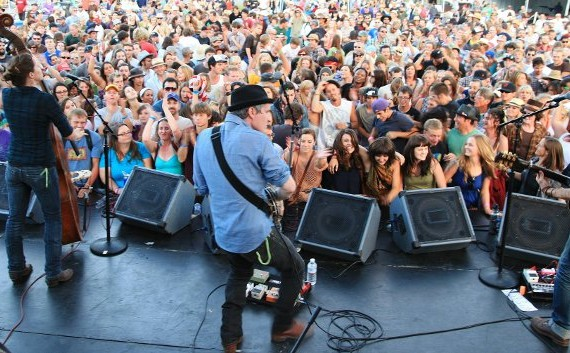 The 2017 Petaluma Music Festival takes place August 5 (Photo courtesy of Petaluma Music Festival)