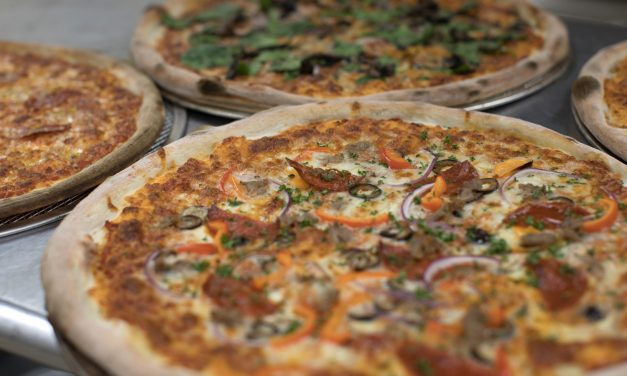 Local Pizza Gets a Farm-to-Table Makeover
