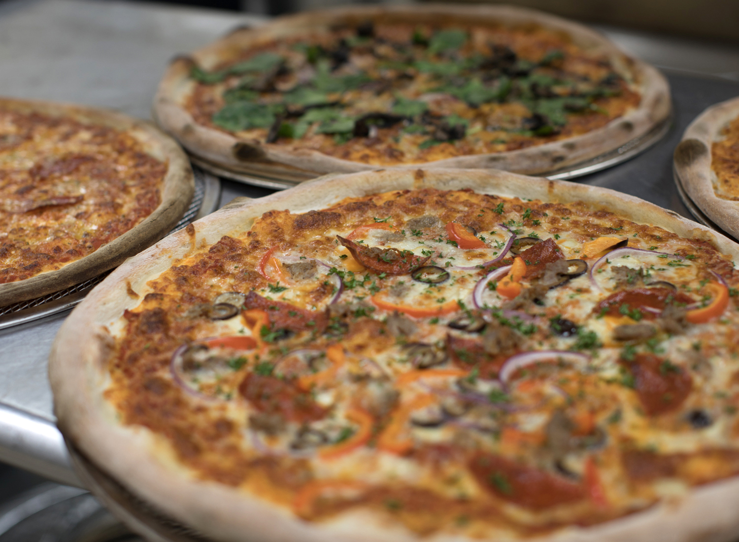 Local pizza gets a farm to table makeover for Table a pizza