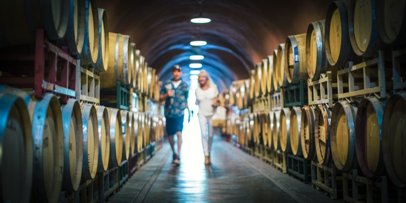 Get insider experiences - and tastes - during Savor Sonoma Valley March 18 & 19 (Photo: Kim Carroll)