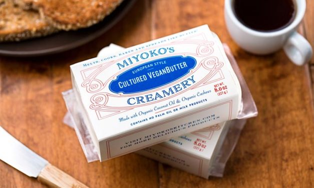 Vegan Butter? In the Bay Area, it's Not an Oxymoron Anymore