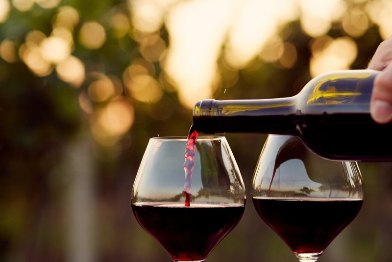 Chart: 100 Best Wines of Sonoma