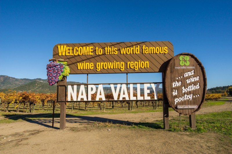 Napa valley makes new york times 39 list of places to visit for Best time to visit napa valley wine country