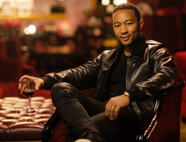 Musician John Legend launched his wine label in 2014 (Photo courtesy of Boisset Collection)