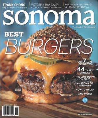 Sonoma Magazine Cover May/Jun2017