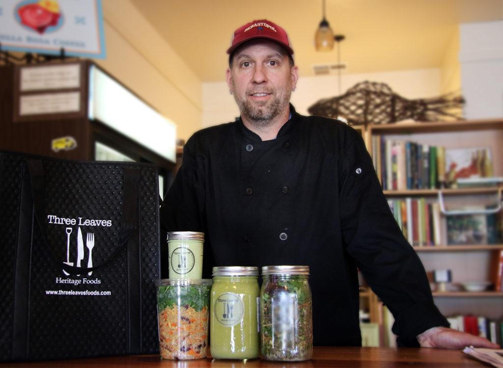 Santa Rosa Chef Has an Easy Solution for Eating Mega-Healthy