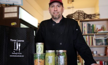 Santa Rosa Chef Has an Easy Solution for Eating Mega-Healthy