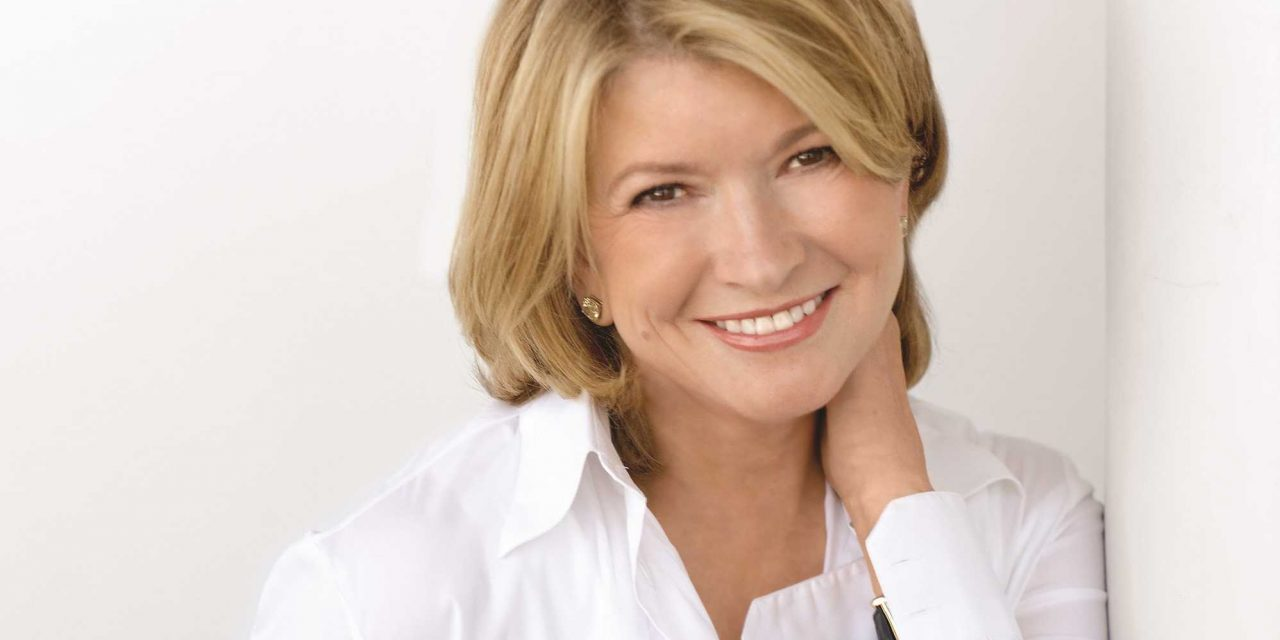 Martha Stewart Headlines BottleRock Culinary Stage Lineup