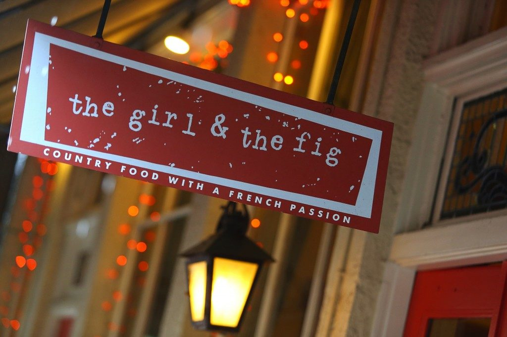Girl And The Fig Cafe