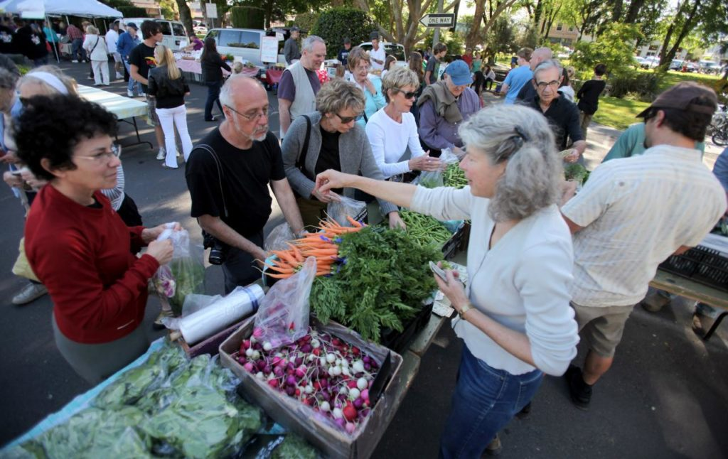 16 Sonoma County Farmers Markets to Visit This Summer