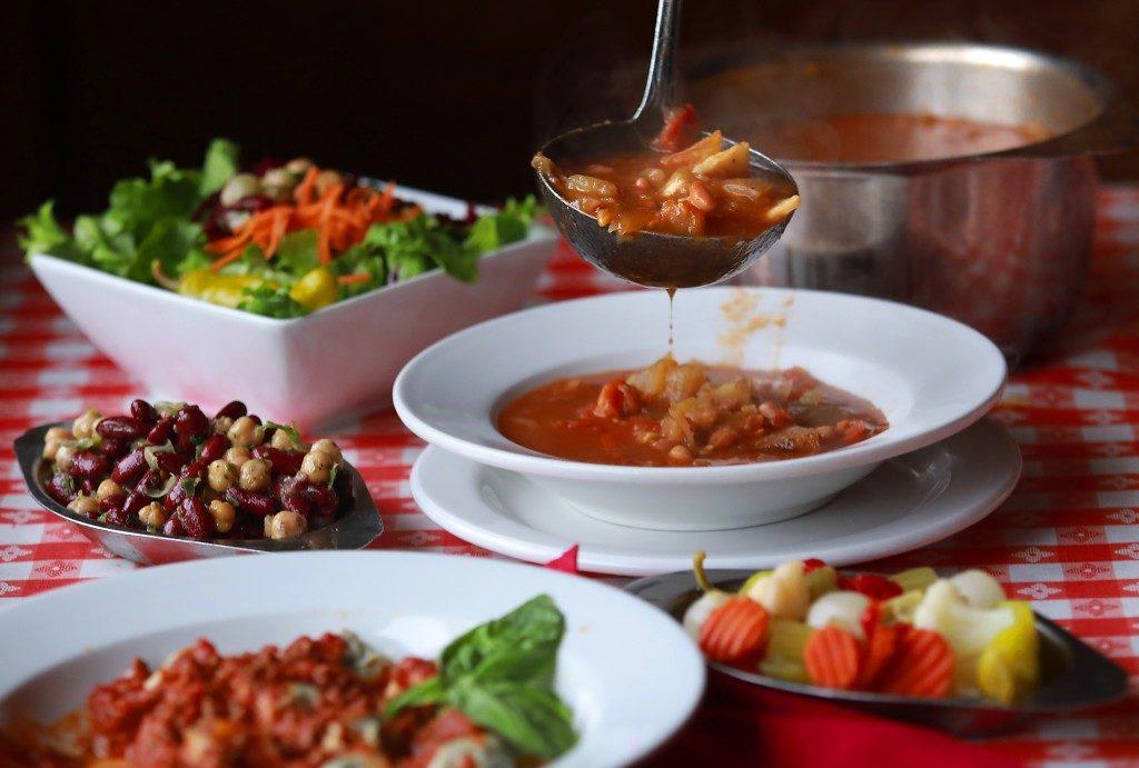 Best Italian Food Petaluma