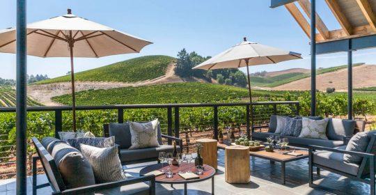 MacRostie Winery in Healdsburg, California