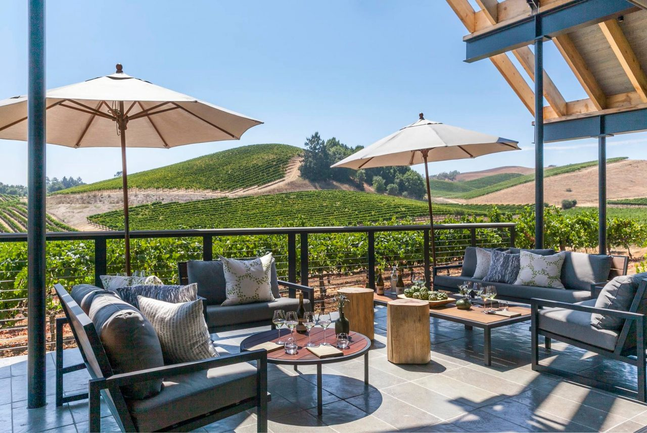 MacRostie Winery in Healdsburg, California
