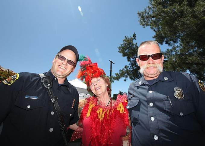 Chili, Firefighters, Beer and Screaming Hot Salsa Heat Up Petaluma