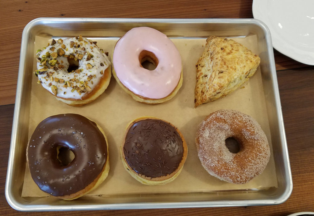 City Garden Doughnuts in Santa Rosa, Heather Irwin/PD