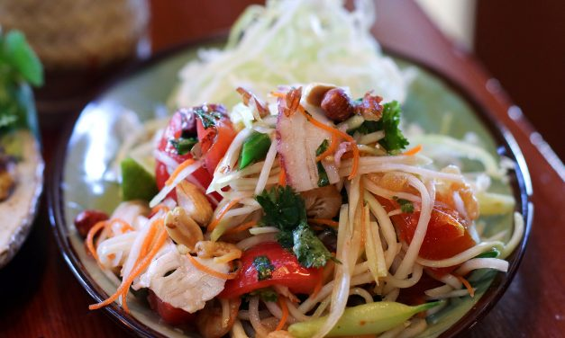 Authentic Thai Pop Up Brings the Heat to Sebastopol