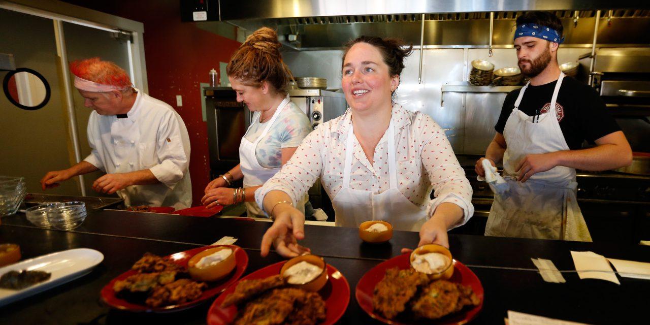 Liza Hinman: Santa Rosa Chef, Mom, Entrepreneurial Leader