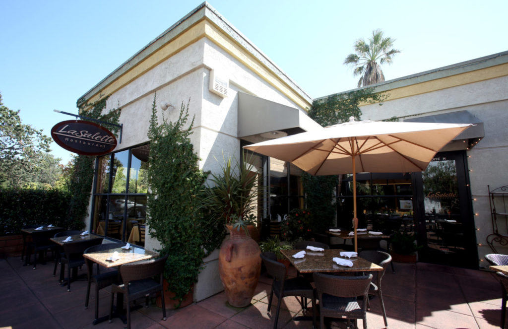 Best Alfresco Restaurants In Sonoma