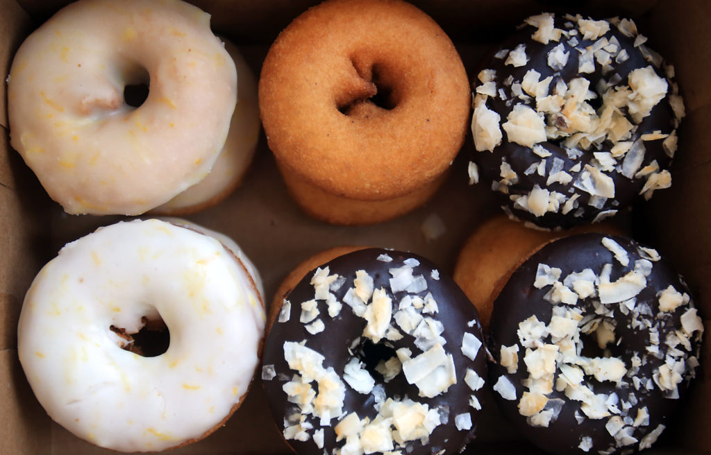 The Best Donuts in Sonoma County