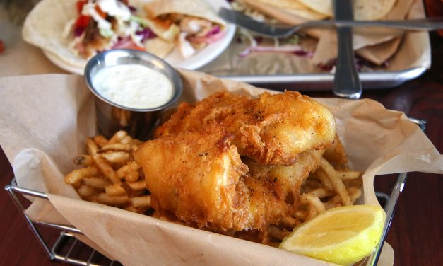 Reel Fish Shop & Grill: A Sonoma Seafood Catch