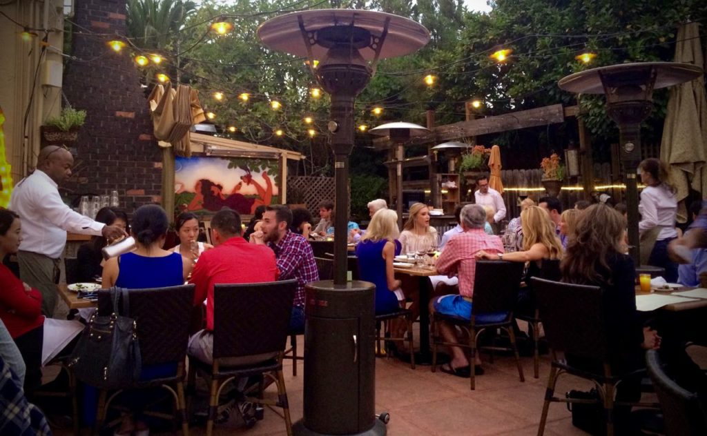 Where To Eat Outside The Best Patios In Sonoma