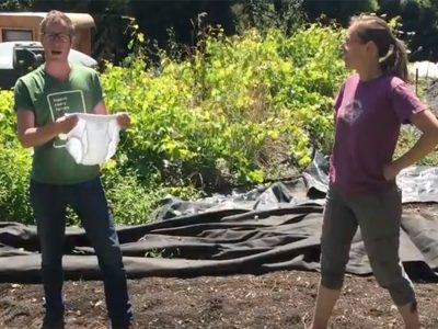 """Sonoma's """"Soil My Undies Challenge"""" Going Viral"""