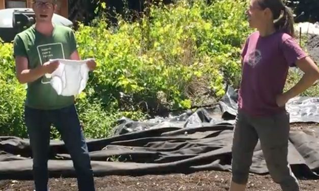 "Sonoma's ""Soil My Undies Challenge"" Going Viral"