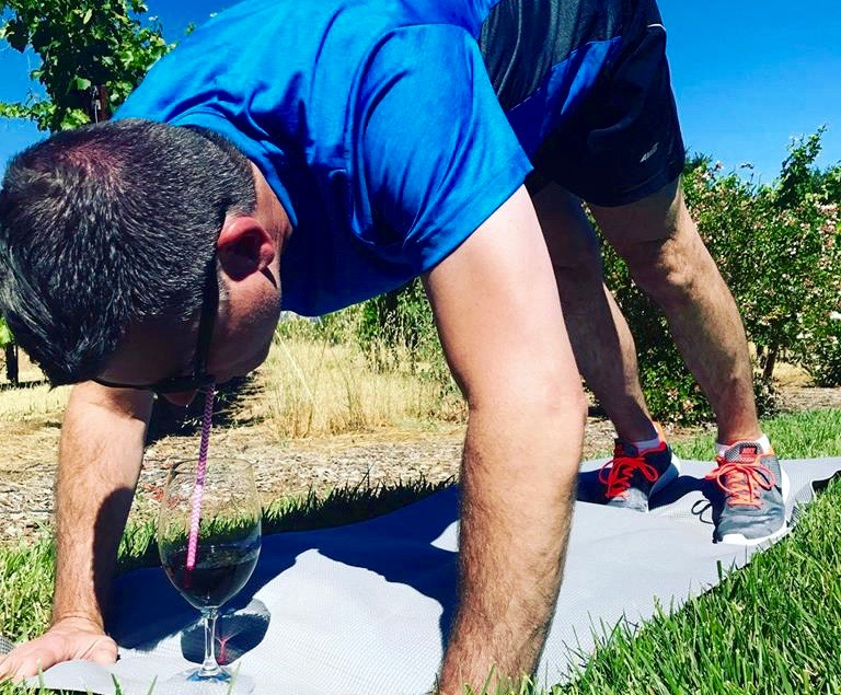 Pair Wine Tasting with Yoga at These Sonoma Wineries