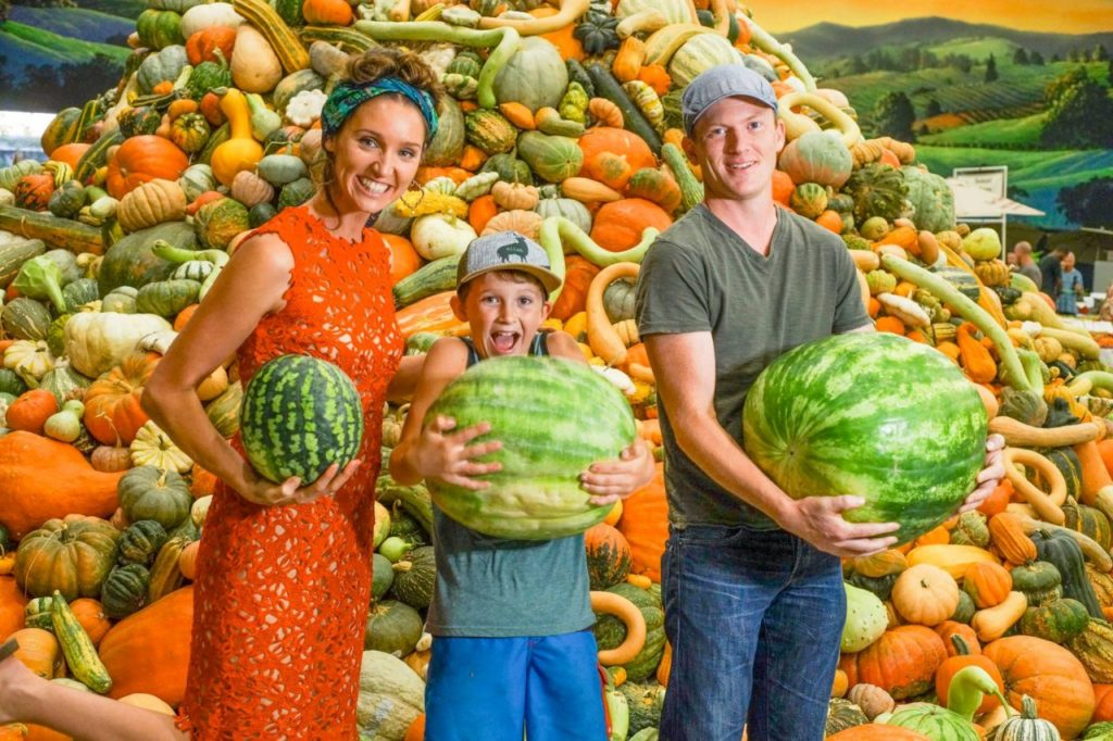 Good Gourd: National Heirloom Expo Is About More Than Veggies