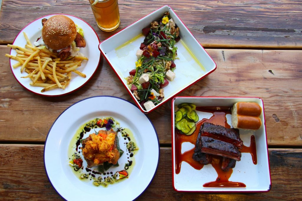 Where to Eat Now in Sonoma County