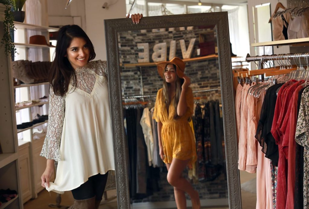Young Entrepreneur Brings Boho-Chic to Cotati