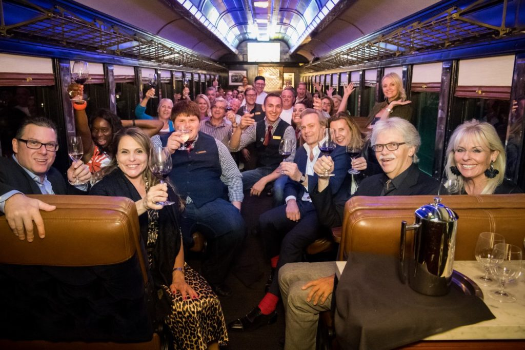 Rock the Rails With New Napa Valley Wine Train Experience