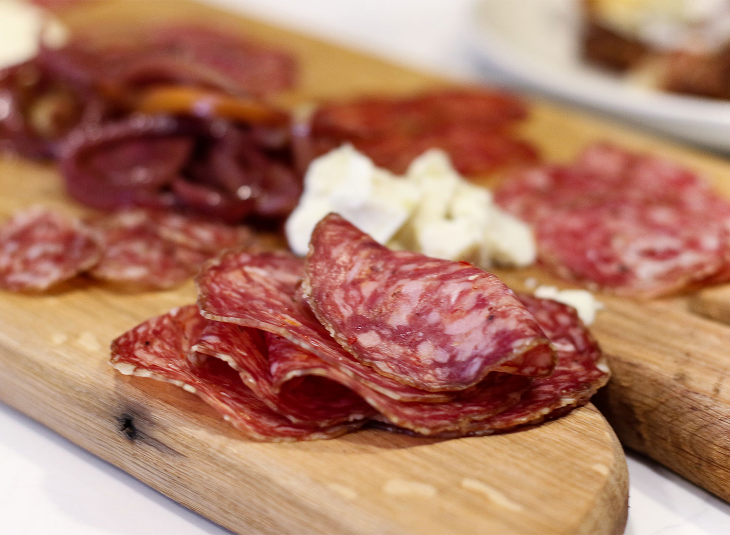 Pete Seghesio's Journeyman Meat Co in Healdsburg features wine tasting, homemade salumi, a butcher sho and more.