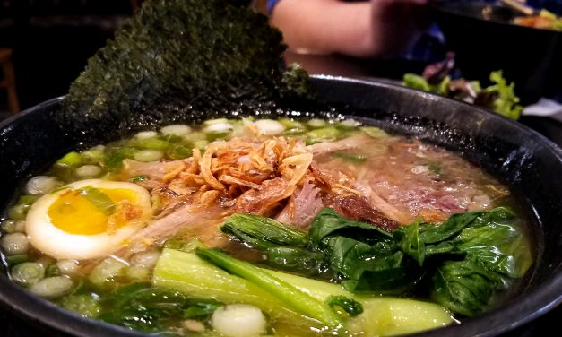 What's Butter Ramen? Find Out in Downtown Santa Rosa
