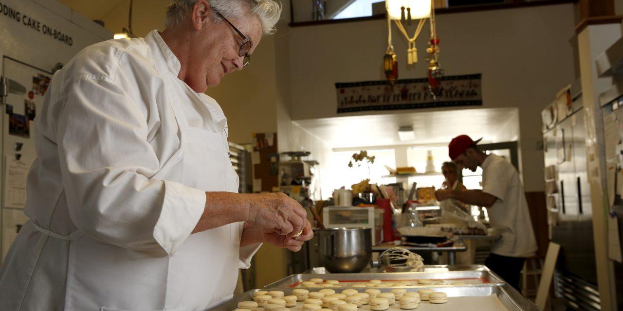 Patisserie Angelica: Luxe Bakery in Sebastopol