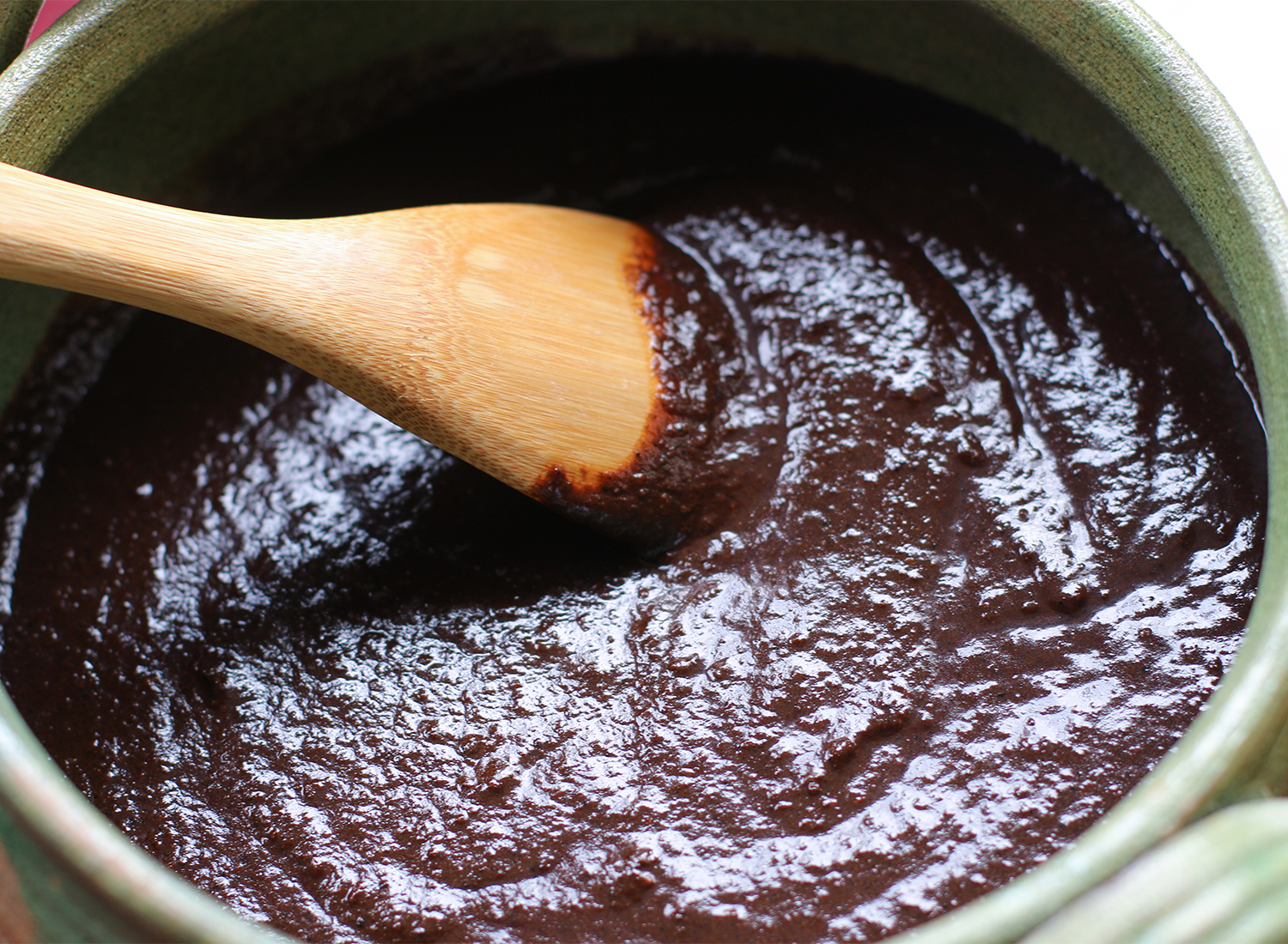 how to make homemade mole
