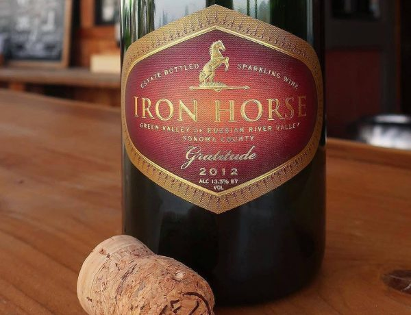 Iron Horse Vineyards - Gratitude Wine