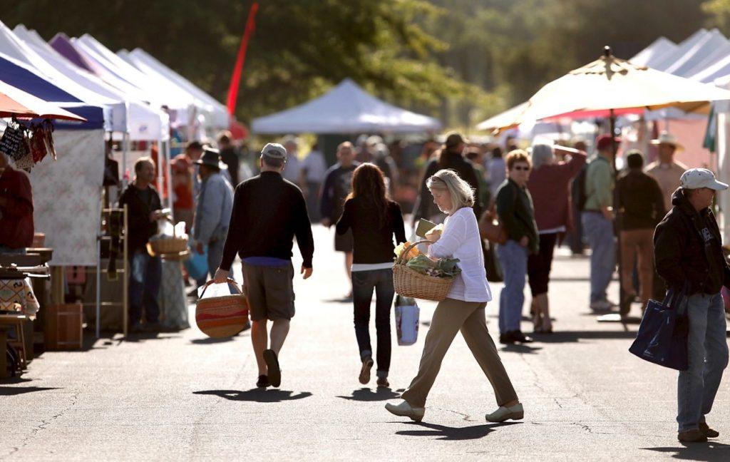 Farmers Market Vendors Bounce Back After Santa Rosa Fire