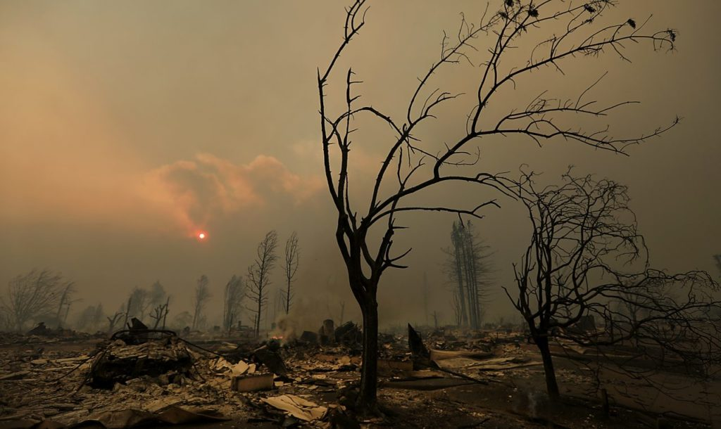 Sonoma County Fires in 40 Unforgettable Photos | Sonoma Magazine