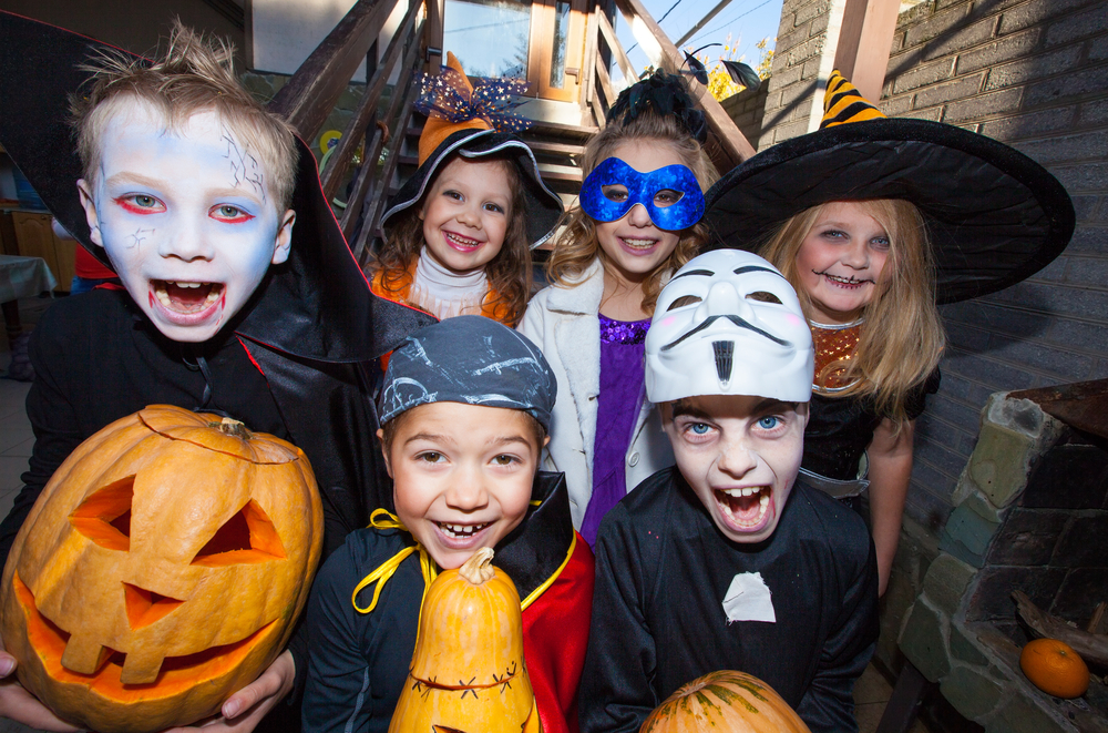 9 Kid-Friendly Halloween Events in Sonoma County