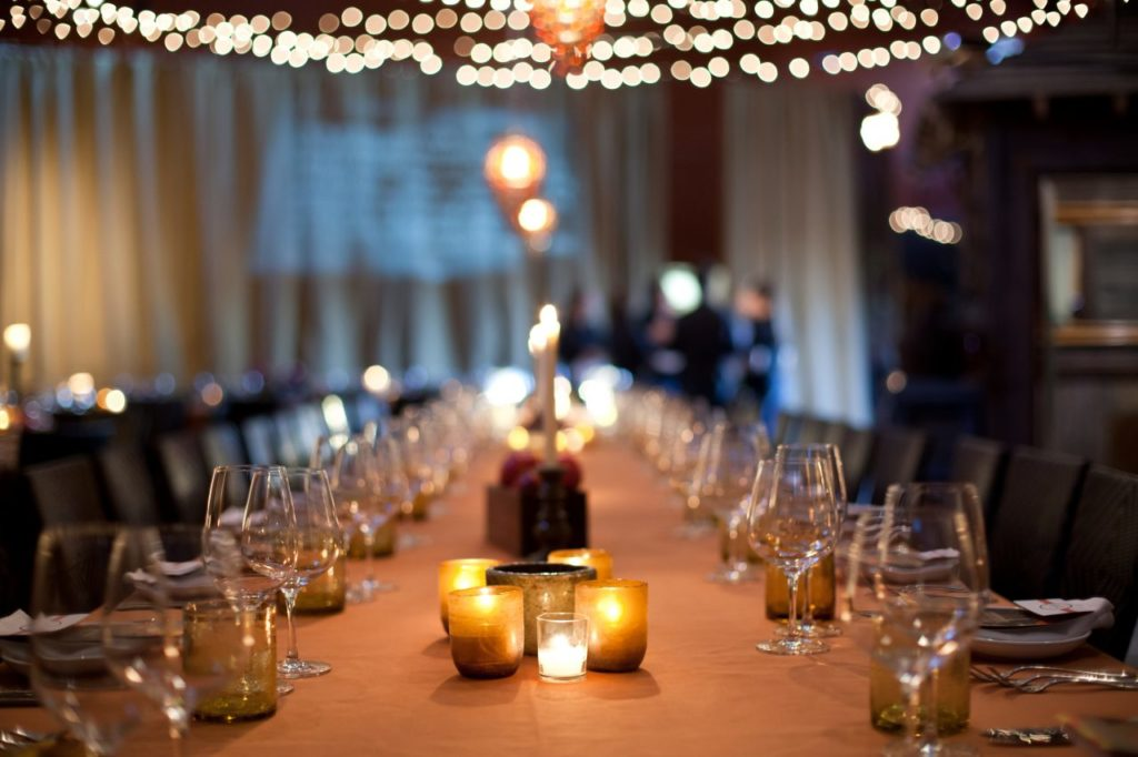 Great Holiday Party Venues in Sonoma County