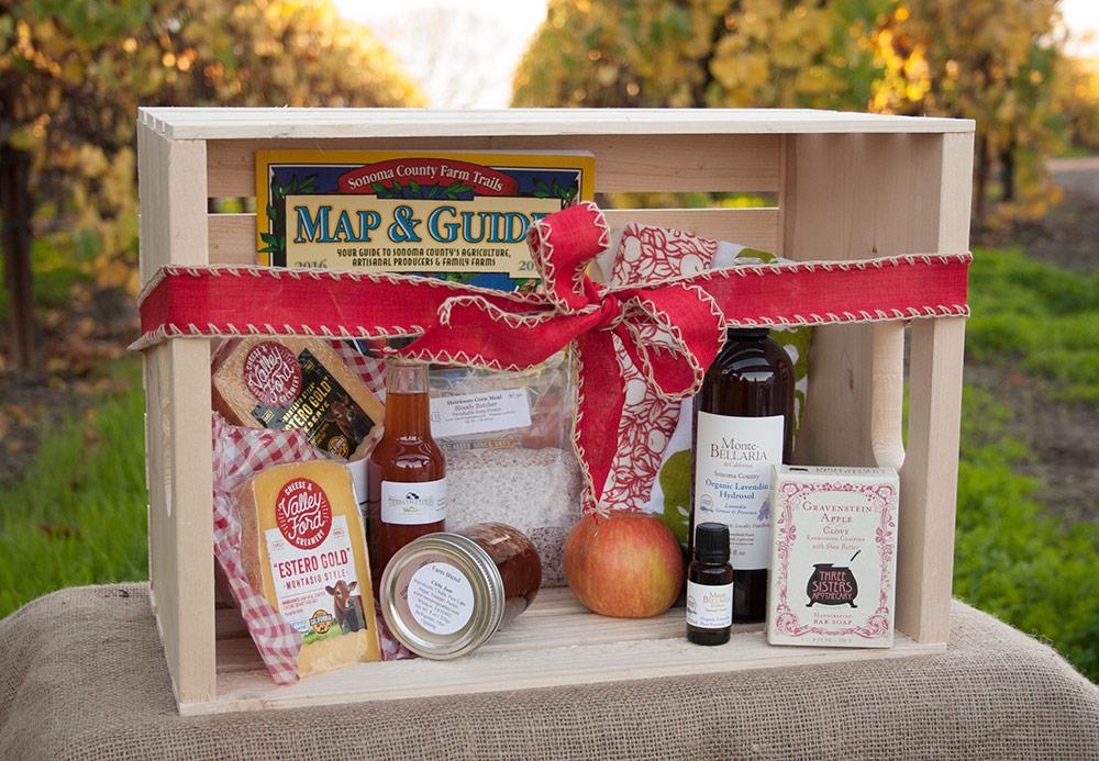 Shop Along the Sonoma County Farm Trails this Holiday Season