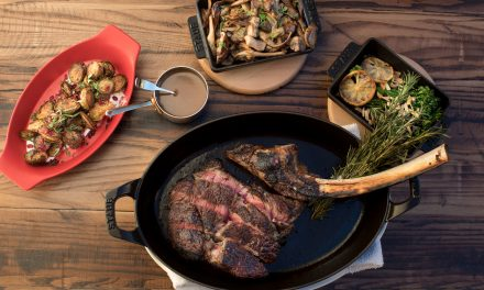 Charlie Palmer Steak Now Open in Downtown Napa
