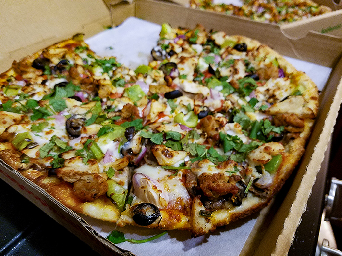 Curry Pizza? It's a Thing, and It's In Santa Rosa
